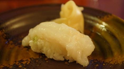 Sushi langoustine