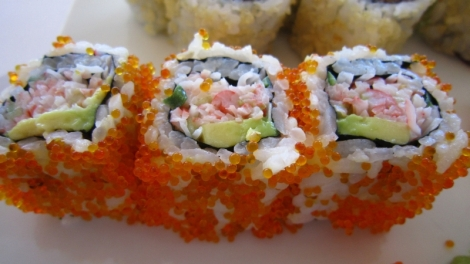 Maki Spicy California