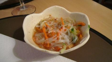 Salade de nouilles chinoises