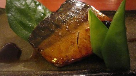 Poisson grillé