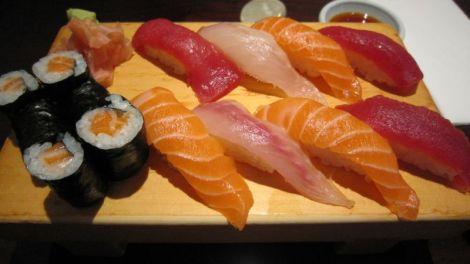 Nigiri-sushi et Maki