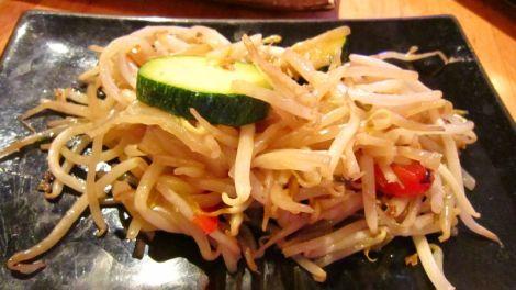 Salade de soja