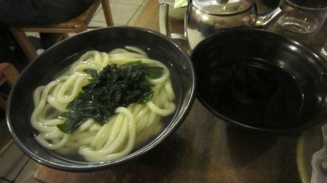 Udon froide