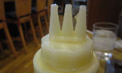 Triple mayonnaise