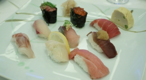 Omakase Sushi