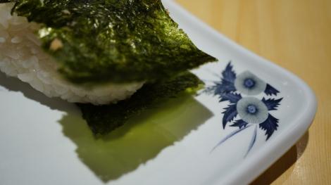 Onigiri au saumon