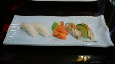 Sushi à la pièce