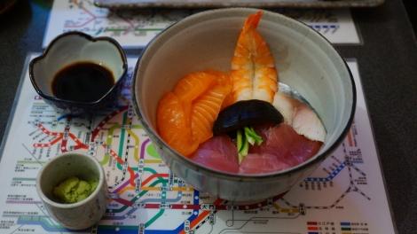 Gomoku Sushi