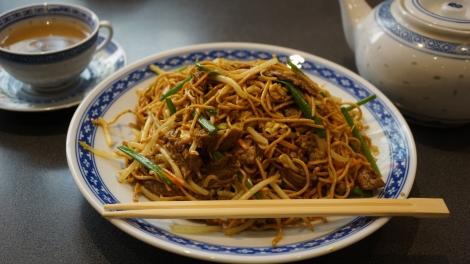 Curry Yakisoba