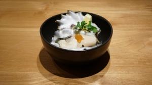 Sashimi d'huitre