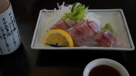 Sashimi Tai