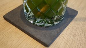 Thé vert au yuzu