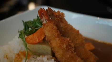 Crevettes pânées